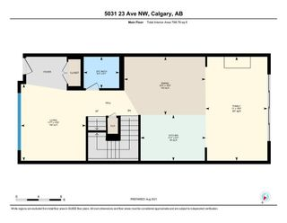 Photo 46: 5031 23 Avenue NW in Calgary: Montgomery Semi Detached for sale : MLS®# A1136708