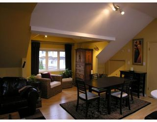Photo 3: 3018 COLUMBIA Street in Vancouver: Mount Pleasant VW Townhouse for sale (Vancouver West)  : MLS®# V682762