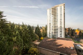 """Photo 8: 507 5645 BARKER Avenue in Burnaby: Central Park BS Condo for sale in """"CENTRAL PARK PLACE"""" (Burnaby South)  : MLS®# R2417528"""