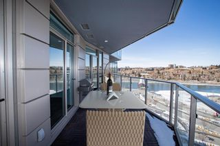 Photo 4: 710 738 1 Avenue SW in Calgary: Eau Claire Apartment for sale : MLS®# A1079276