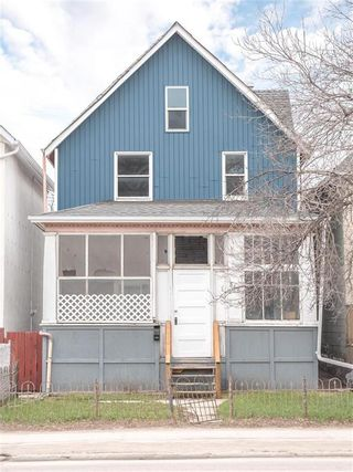 Photo 1: 568 Balmoral Street in Winnipeg: West End Residential for sale (5A)  : MLS®# 202110145