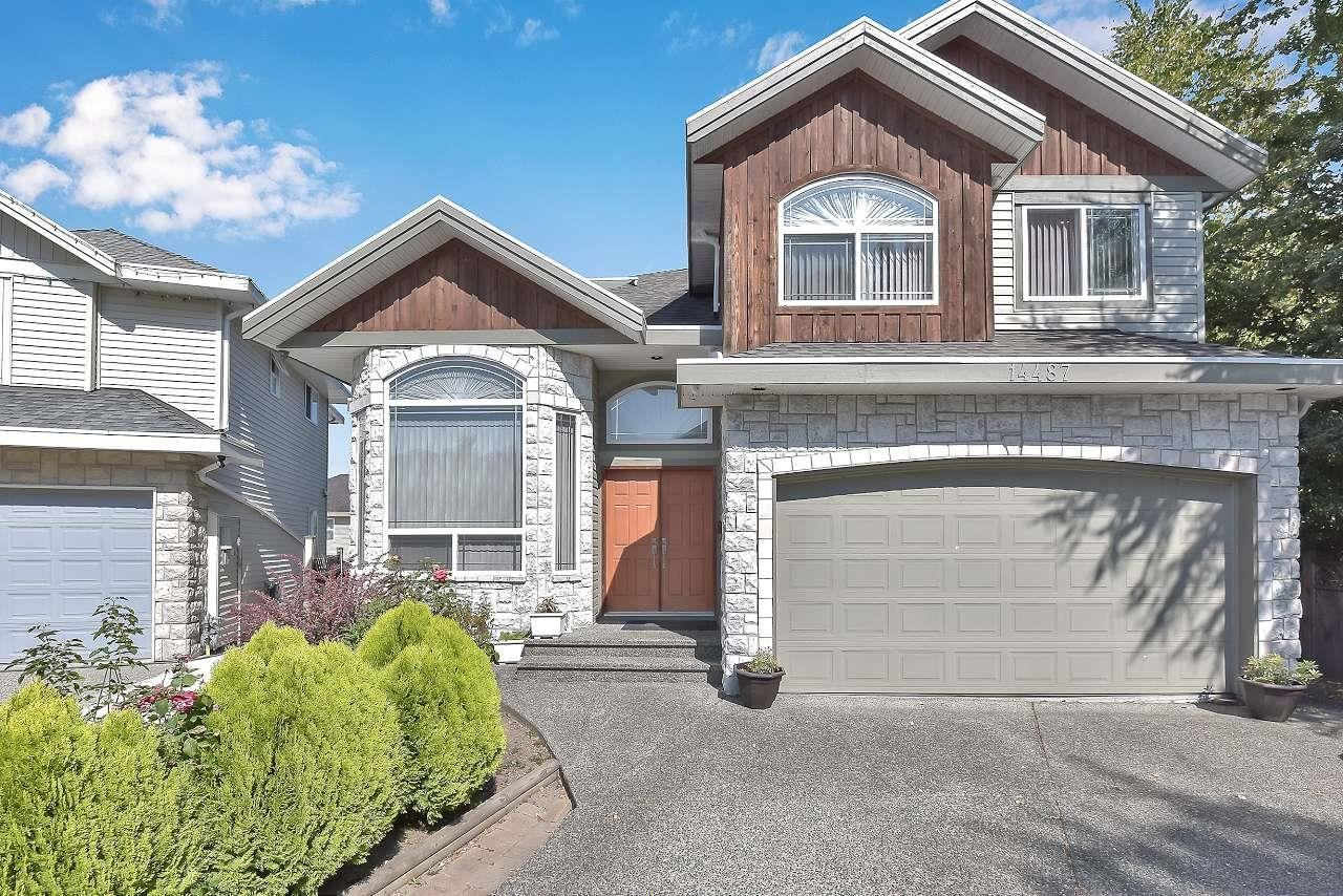 Main Photo: 14487 73A Avenue in Surrey: East Newton House for sale : MLS®# R2606542
