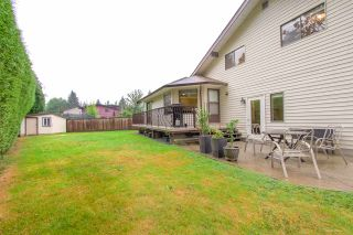 """Photo 30: 908 MAYWOOD Avenue in Port Coquitlam: Lincoln Park PQ House for sale in """"LINCOLN PARK"""" : MLS®# R2502079"""