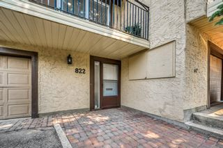 Photo 24: 822 3130 66 Avenue SW in Calgary: Lakeview Row/Townhouse for sale : MLS®# A1130272