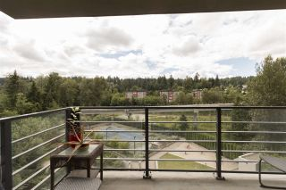 "Photo 17: 707 301 CAPILANO Road in Port Moody: Port Moody Centre Condo for sale in ""The Residence by Onni"" : MLS®# R2285041"