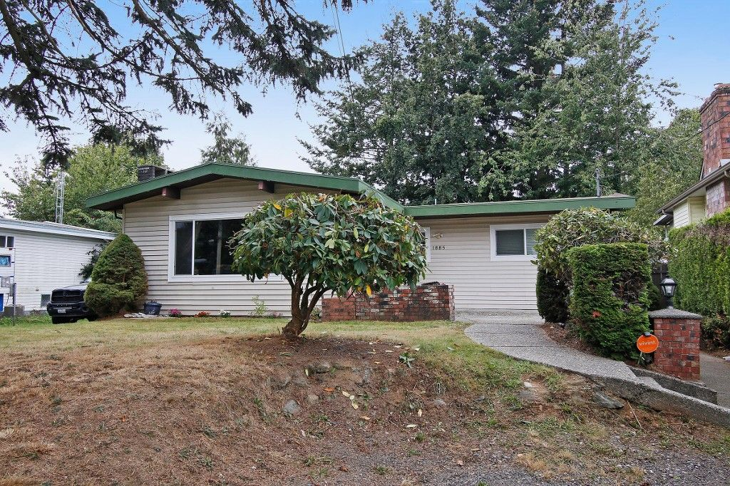 Main Photo: 1885 JACKSON Street in Abbotsford: Central Abbotsford House for sale : MLS®# R2106161