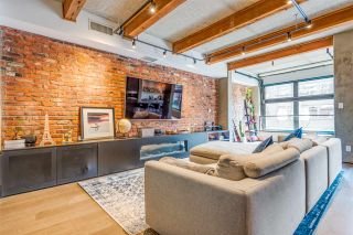 Photo 3: 303 1180 HOMER STREET in Vancouver: Yaletown Condo for sale (Vancouver West)  : MLS®# R2507790
