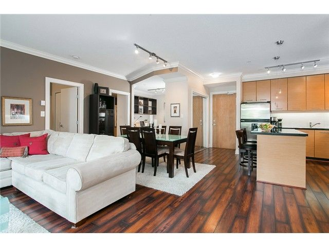 """Main Photo: # 208 530 RAVEN WOODS DR in North Vancouver: Roche Point Condo for sale in """"Seasons South at Ravenwoods"""" : MLS®# V1024288"""