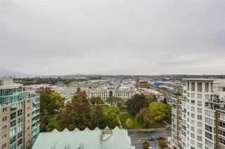 Photo 11: 1704 1188 QUEBEC STREET in Vancouver: Mount Pleasant VE Condo for sale (Vancouver East)  : MLS®# R2007487