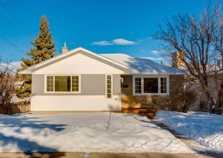 Main Photo: 70 Chelsea Street NW in Calgary: Rosemont Detached for sale : MLS®# A1076156