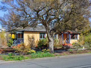 Photo 1: 1420 Haultain St in VICTORIA: Vi Oaklands House for sale (Victoria)  : MLS®# 809645