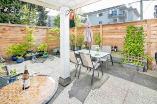 "Photo 1: 104 2272 DUNDAS Street in Vancouver: Hastings Condo for sale in ""The Nicolyn"" (Vancouver East)  : MLS®# R2401029"