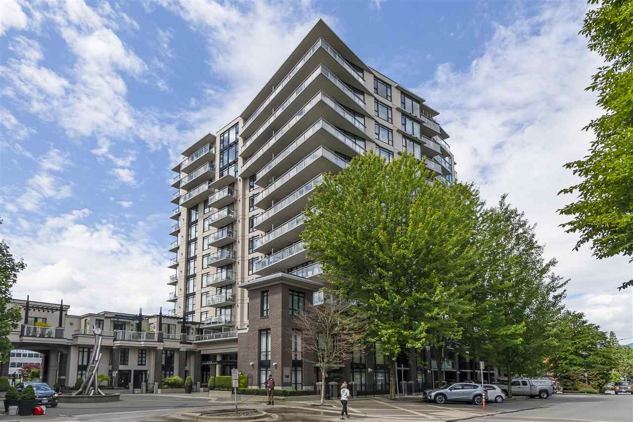 """Main Photo: 901 175 W 1ST Street in North Vancouver: Lower Lonsdale Condo for sale in """"TIME"""" : MLS®# R2480816"""