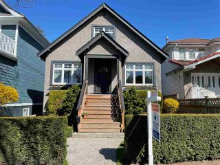 Photo 1: 835 E 27TH Avenue in Vancouver: Fraser VE House for sale (Vancouver East)  : MLS®# R2560281