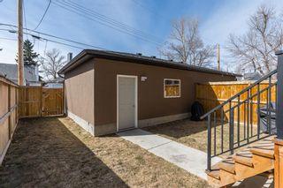 Photo 33: 1117 Russet Road NE in Calgary: Renfrew Semi Detached for sale : MLS®# A1089677