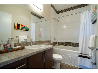 """Photo 14: 4001 1178 HEFFLEY Crescent in Coquitlam: North Coquitlam Condo for sale in """"THE OBELISK"""" : MLS®# V1116364"""