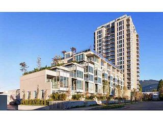 Photo 1: 501 135 E 17th Street in North Vancouver: Central Lonsdale Condo for sale