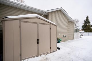 Photo 27: 238 Thompson Drive in Winnipeg: Jameswood Residential for sale (5F)  : MLS®# 202102267