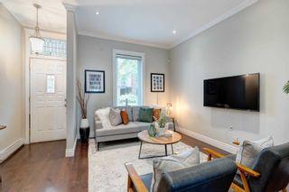 Photo 2: 103 Morse Street in Toronto: South Riverdale House (2 1/2 Storey) for lease (Toronto E01)  : MLS®# E5312667