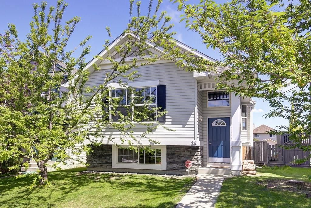 Main Photo: 26 HIDDEN RANCH Road NW in Calgary: Hidden Valley House for sale
