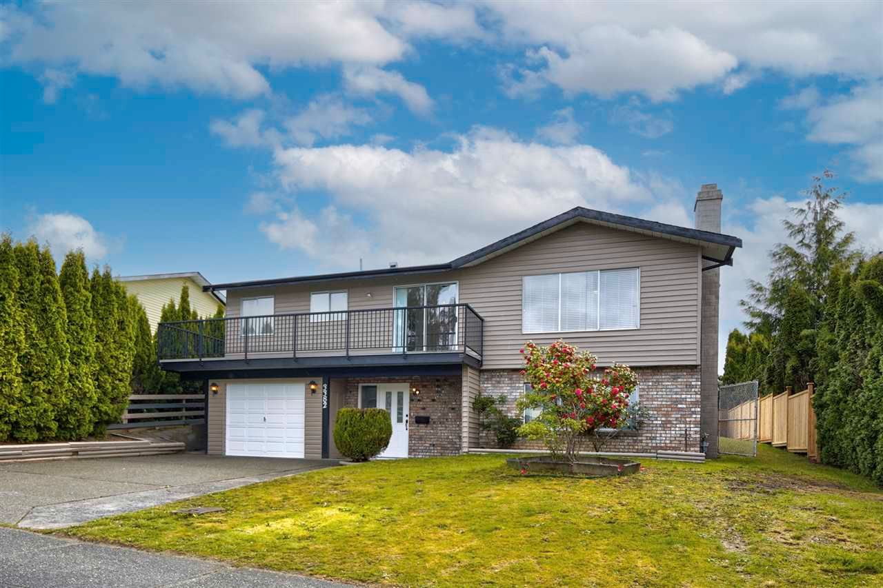 Main Photo: 3382 SAANICH Street in Abbotsford: Abbotsford West House for sale : MLS®# R2571712