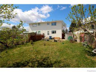Photo 2: 142 Bernadine Crescent in WINNIPEG: Westwood / Crestview Residential for sale (West Winnipeg)  : MLS®# 1530424