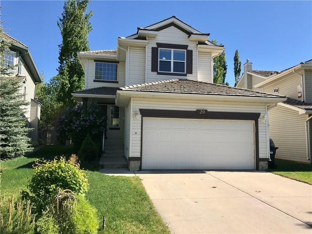 Main Photo: 20 DOUGLAS GLEN Heights SE in Calgary: Douglasdale/Glen House for sale : MLS®# C4109421