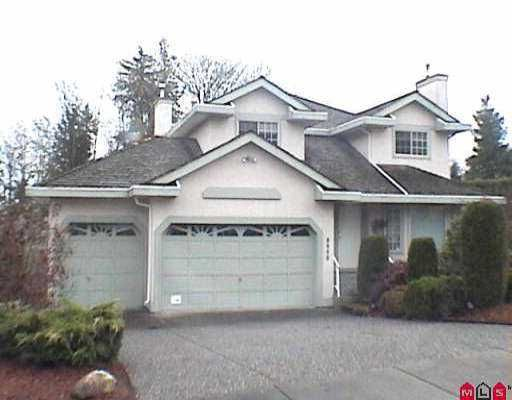 """Main Photo: 8808 165TH ST in Surrey: Fleetwood Tynehead House for sale in """"Fleetwood Estates"""" : MLS®# F2525924"""