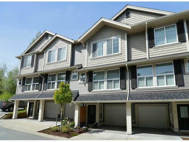 Main Photo: 68 20831 70 AVENUE in : Willoughby Heights Townhouse for sale : MLS®# F1410489