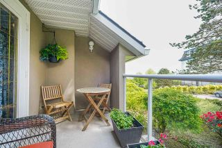 """Photo 25: 215 74 MINER Street in New Westminster: Fraserview NW Condo for sale in """"Fraserview"""" : MLS®# R2583879"""