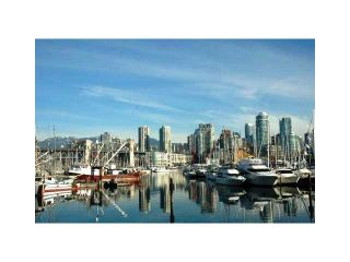 """Photo 1: 305 1551 MARINERS Walk in Vancouver: False Creek Condo for sale in """"LAGOONS"""" (Vancouver West)  : MLS®# V834816"""