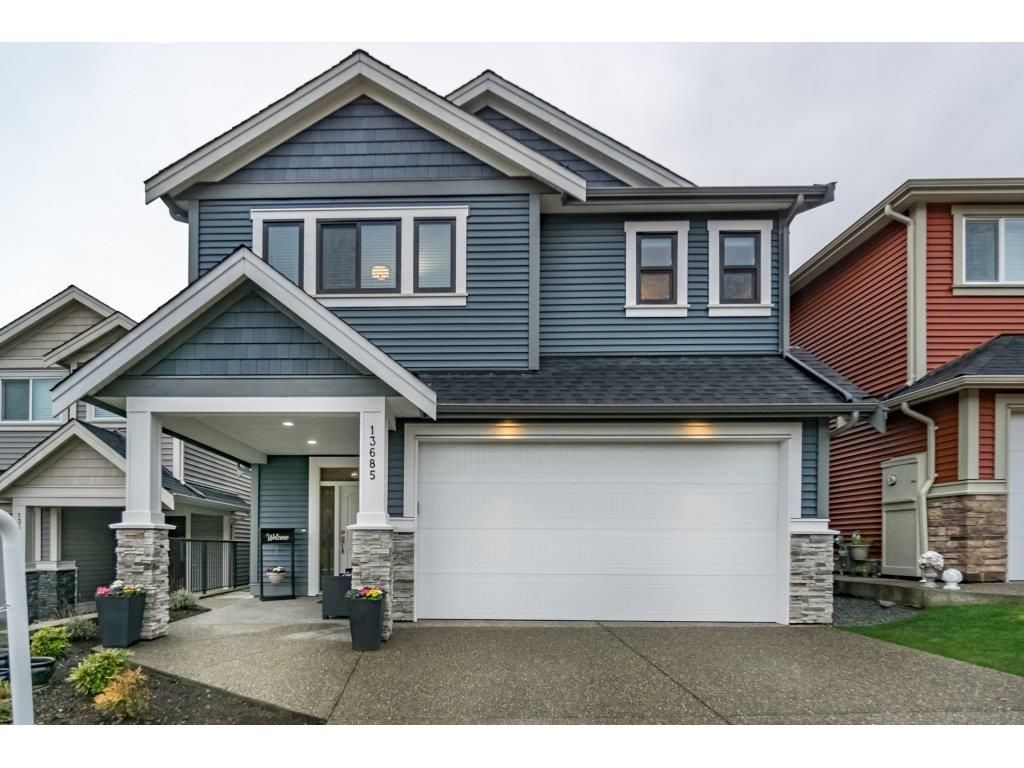 """Main Photo: 13685 230A Street in Maple Ridge: Silver Valley House for sale in """"CAMPTON GREEN"""" : MLS®# R2236971"""