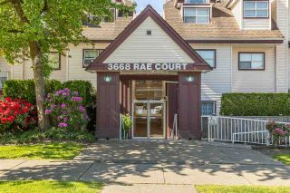 """Photo 1: 403 3668 RAE Avenue in Vancouver: Collingwood VE Condo for sale in """"RAINTREE GARDENS"""" (Vancouver East)  : MLS®# R2585292"""