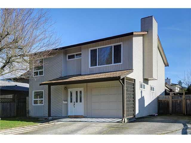 Main Photo: 1243 HORNBY Street in Coquitlam: New Horizons House for sale : MLS®# V992220