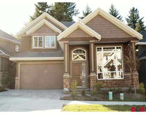 """Main Photo: 3471 147A ST in White Rock: King George Corridor House for sale in """"ELGIN BROOK ESTATES"""" (South Surrey White Rock)  : MLS®# F2617087"""