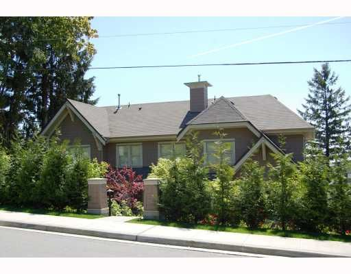 """Main Photo: 281 E QUEENS Road in North_Vancouver: Upper Lonsdale Townhouse for sale in """"QUEENS COURT"""" (North Vancouver)  : MLS®# V659757"""