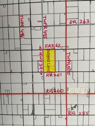 Photo 6: Hwy 39 & RR 261 NW: Rural Leduc County Rural Land/Vacant Lot for sale : MLS®# E4246894