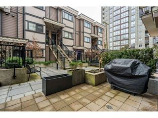 """Photo 25: 12 838 ROYAL Avenue in New Westminster: Downtown NW Townhouse for sale in """"The Brickstone 2"""" : MLS®# R2600848"""