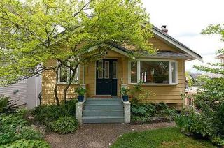 Photo 1: 3841 20TH Ave W in Vancouver West: Dunbar Home for sale ()  : MLS®# V952752