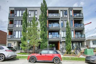 Photo 2: 304 414 MEREDITH Road NE in Calgary: Crescent Heights Apartment for sale : MLS®# A1119417