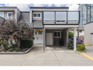 """Main Photo: 107 32923 BRUNDIGE Avenue in Abbotsford: Central Abbotsford Townhouse for sale in """"Norman Manor"""" : MLS®# R2603666"""