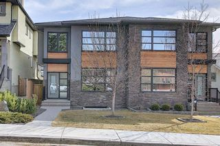 Photo 1: 2426 26 Street SW in Calgary: Killarney/Glengarry Semi Detached for sale : MLS®# A1087712