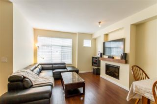 "Photo 1: 27 14356 63A Avenue in Surrey: Sullivan Station Townhouse for sale in ""Madison"" : MLS®# R2449330"