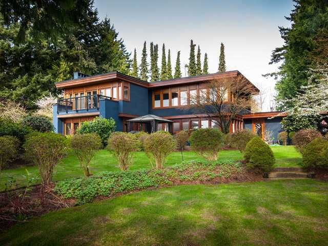 Main Photo: 2118 SW MARINE DR in Vancouver: Southlands House for sale (Vancouver West)  : MLS®# V1104597