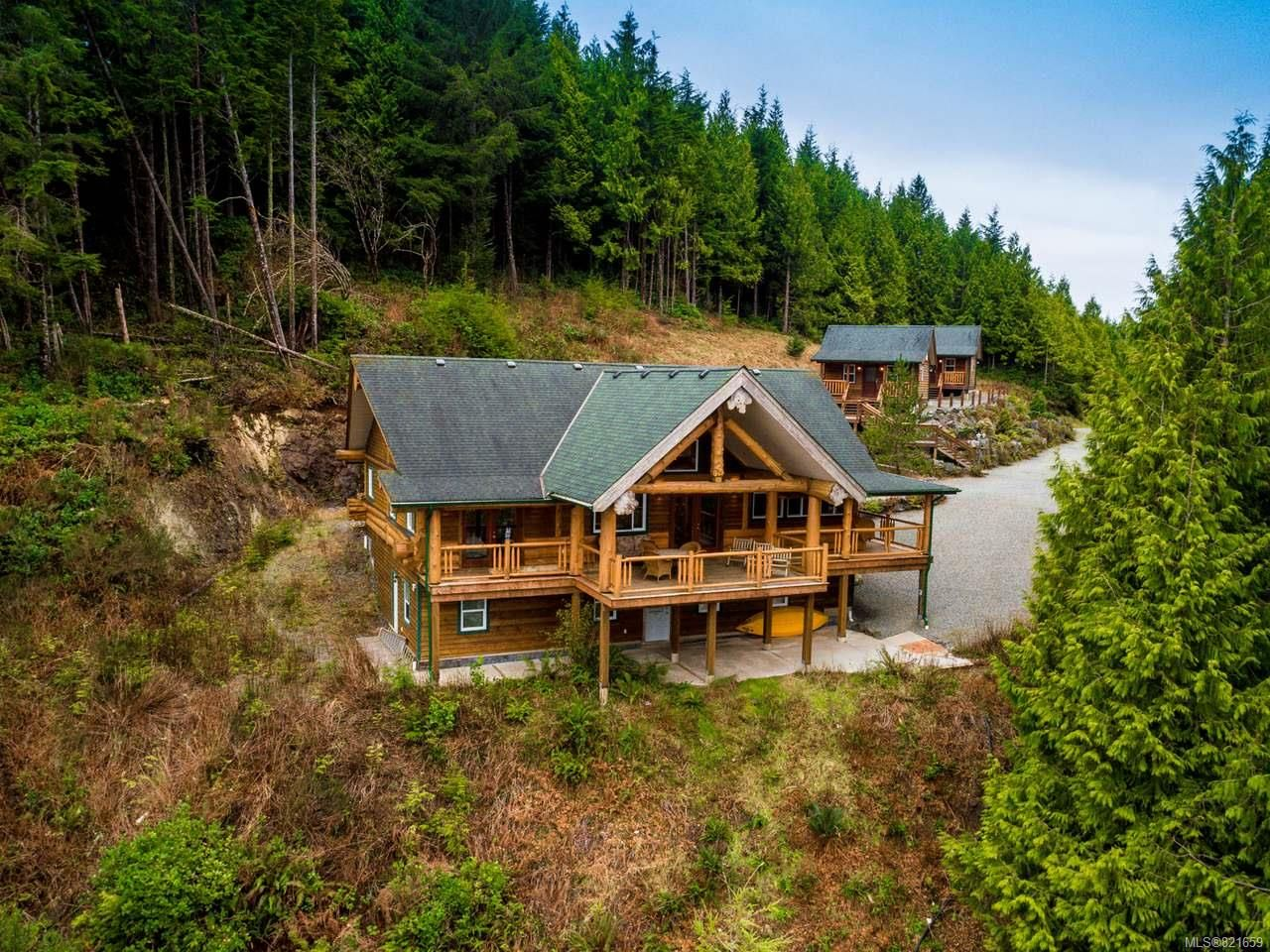 Main Photo: 1049 Helen Rd in UCLUELET: PA Ucluelet House for sale (Port Alberni)  : MLS®# 821659