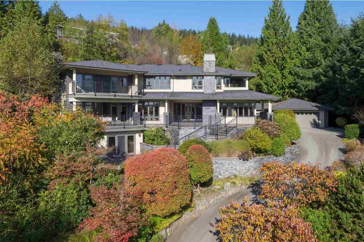 Main Photo: 1125 GROVELAND Court in West Vancouver: British Properties House for sale : MLS®# R2561449