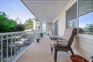 """Photo 19: 101 2491 GLADWIN Road in Abbotsford: Abbotsford West Condo for sale in """"LAKEWOOD GARDENS"""" : MLS®# R2477797"""