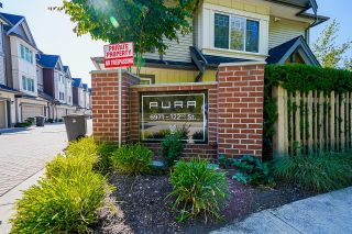 Photo 1: 33 6971 122 Street in Surrey: West Newton Townhouse for sale : MLS®# R2602556