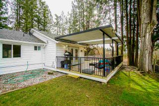 Photo 34: 9239 STAVE LAKE Street in Mission: Mission BC House for sale : MLS®# R2544164