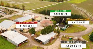 Photo 3: 17731 WESTMINSTER Highway in Richmond: East Richmond Agri-Business for sale : MLS®# C8035442